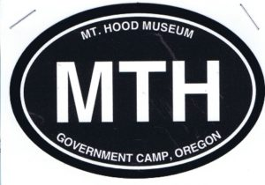 MTH Window Cling