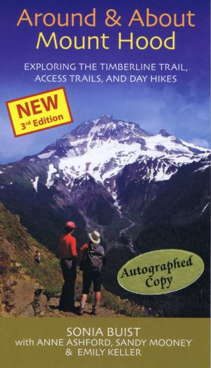 Around & About Mount Hood Book 3rd Edition