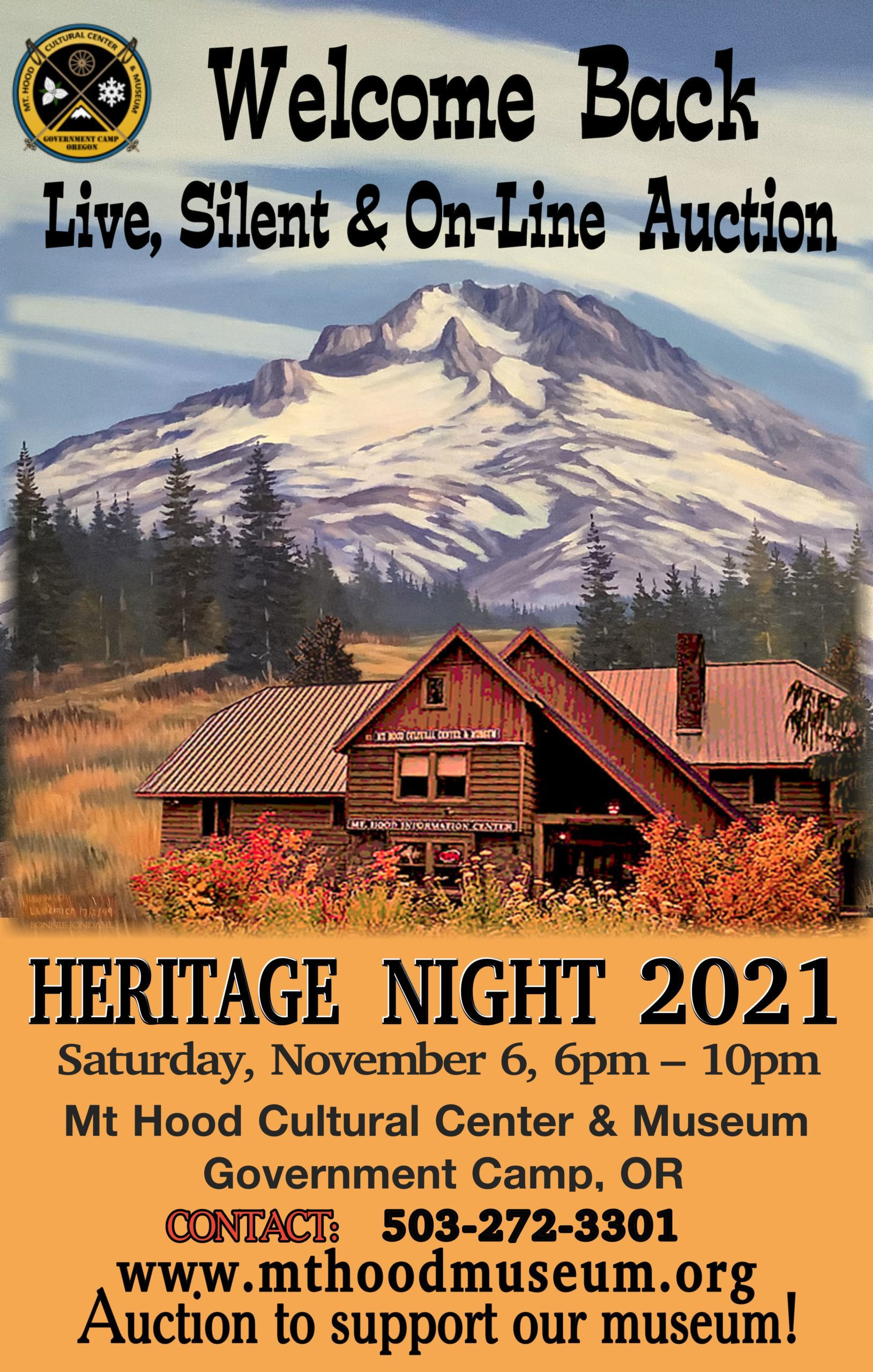 2021 Heritage poster