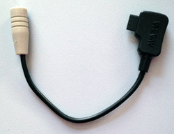 Adapter: Attenuator for 4-pin connector (5042)