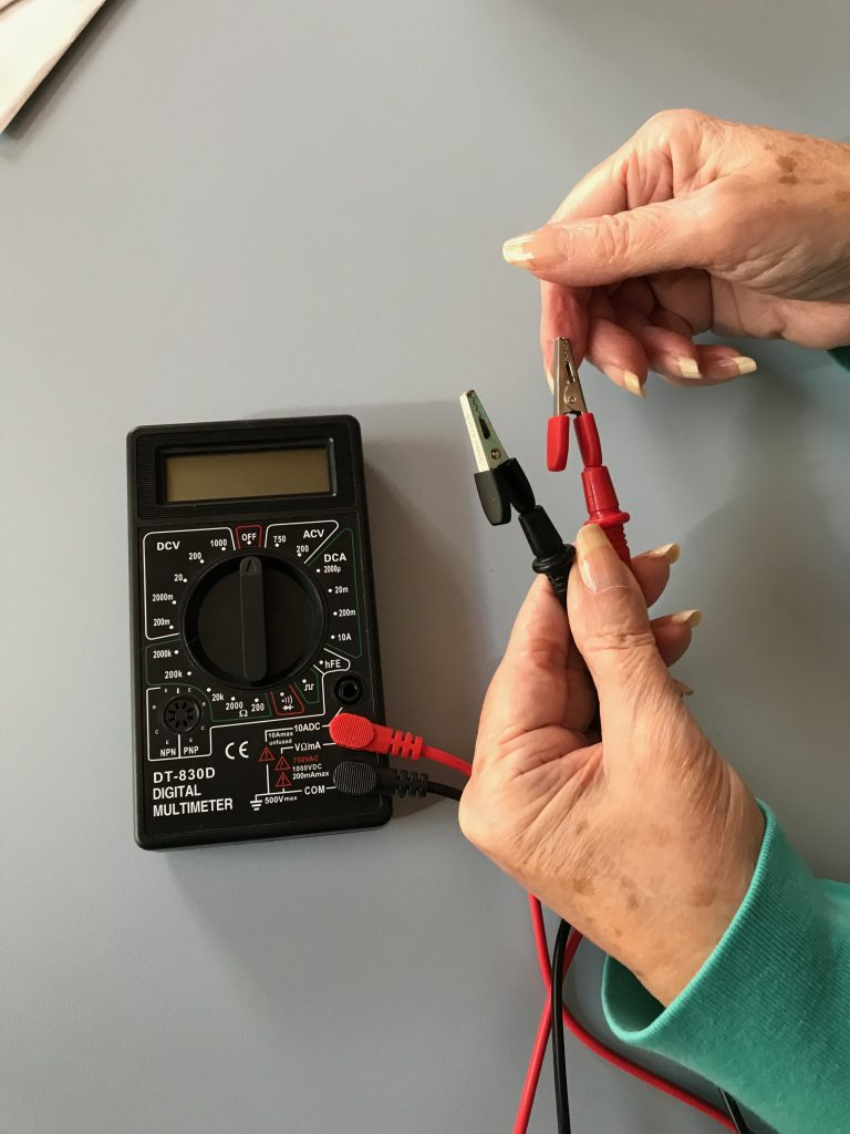 Volt/Ohm Current Test Meter (Meter)