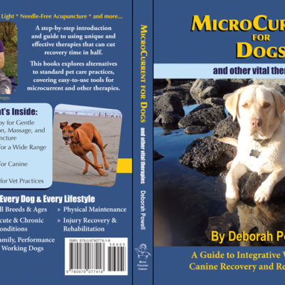 Microcurrent for Dogs By Deborah Powell (B-075)