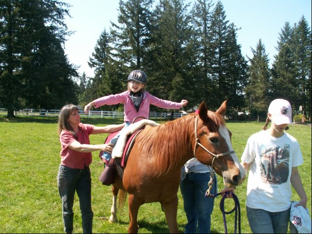 Therapeutic Riding Centers: The Horses's Perspective