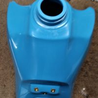 #1328 blue made with oem cap
